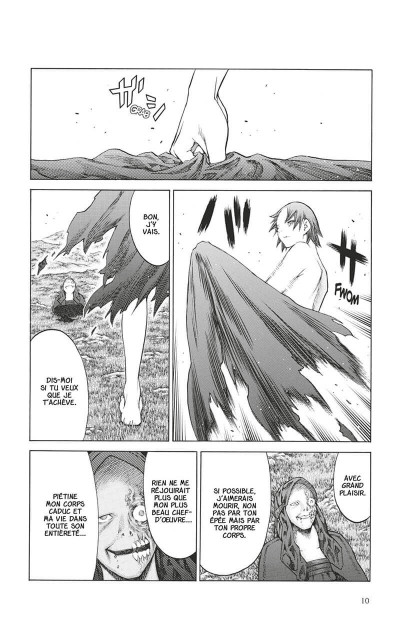 Page 9 Claymore tome 26