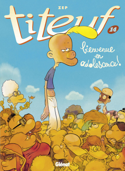 Couverture Titeuf tome 14