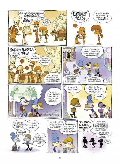 Page 4 Titeuf tome 14