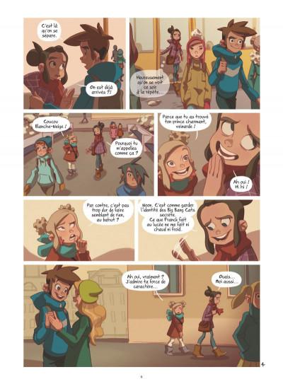 Page 4 Big bang cats tome 3
