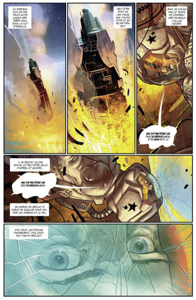 Page 2 Drifter tome 1 - Crash