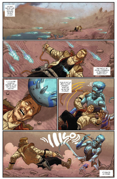 Page 5 Drifter tome 1 - Crash