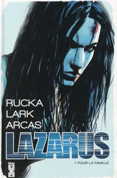 image de Lazarus tome 1 - Pour la famille