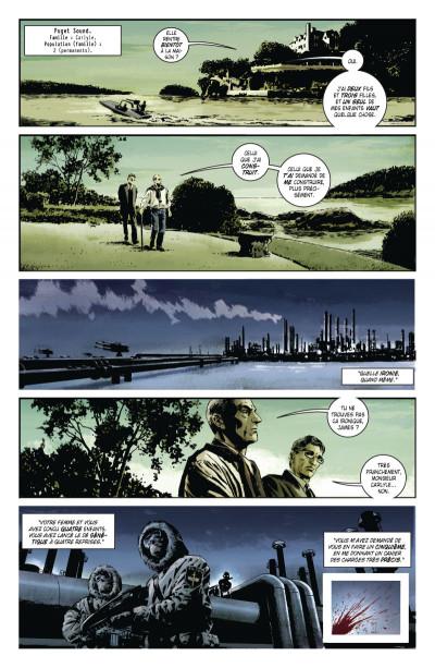 Page 1 Lazarus tome 1