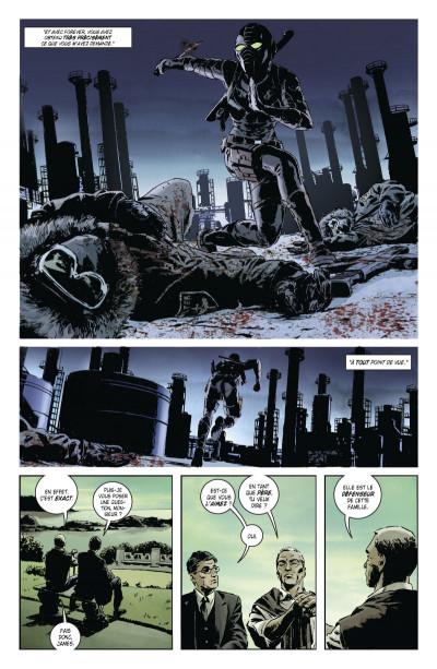 Page 2 Lazarus tome 1