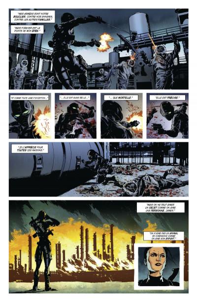 Page 3 Lazarus tome 1