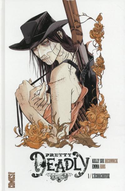 Couverture Pretty deadly tome 1 - L'écorcheuse