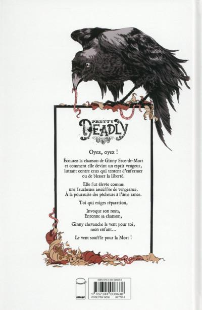 Dos Pretty deadly tome 1 - L'écorcheuse