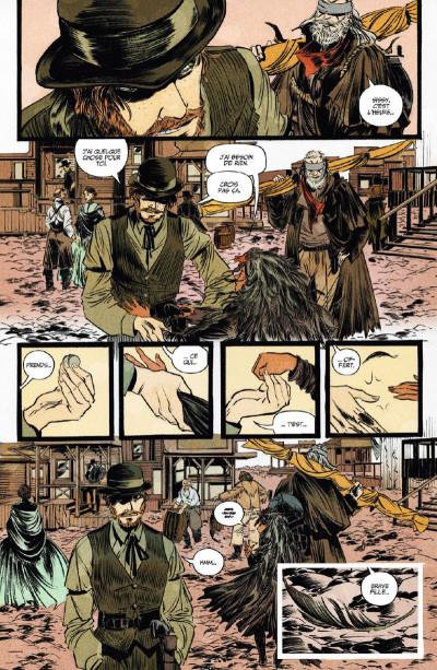 Page 1 Pretty deadly tome 1 - L'écorcheuse
