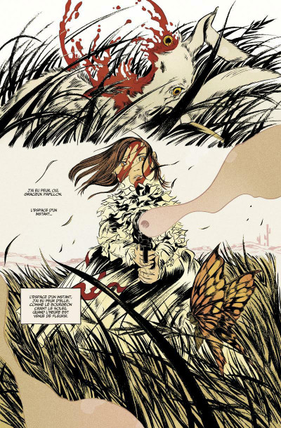 Page 2 Pretty deadly tome 1 - L'écorcheuse