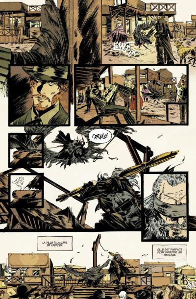 Page 4 Pretty deadly tome 1 - L'écorcheuse