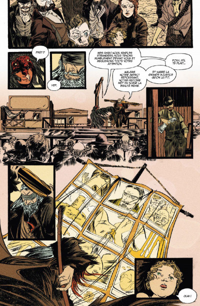 Page 5 Pretty deadly tome 1 - L'écorcheuse
