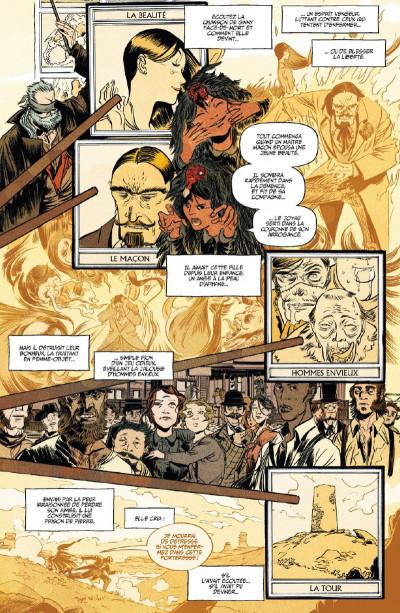 Page 6 Pretty deadly tome 1 - L'écorcheuse