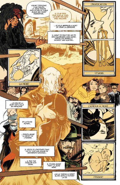 Page 7 Pretty deadly tome 1 - L'écorcheuse