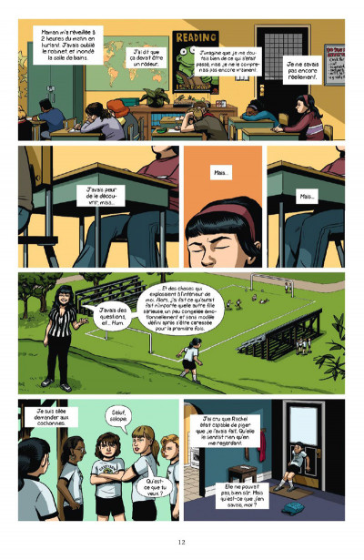 Page 2 Sex criminals tome 1 - Un coup tordu