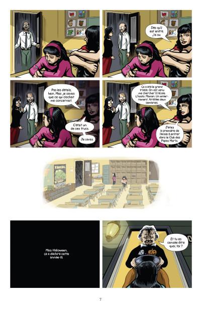 Page 4 Sex criminals tome 1 - Un coup tordu