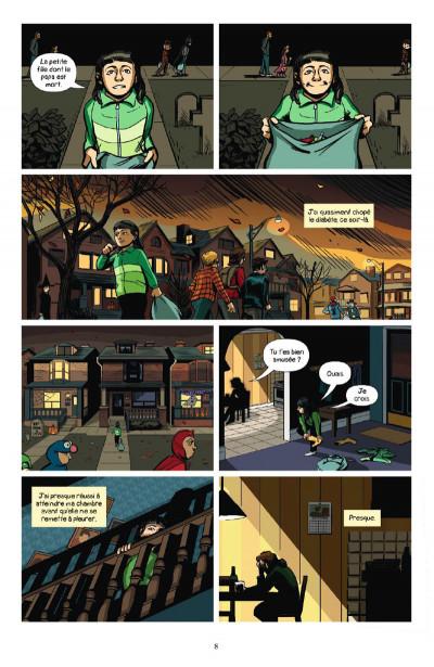 Page 8 Sex criminals tome 1 - Un coup tordu