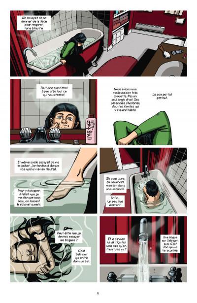 Page 9 Sex criminals tome 1 - Un coup tordu