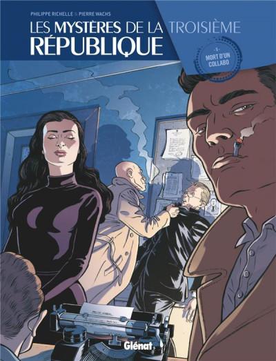 Couverture Les mystères de la troisième République tome 5