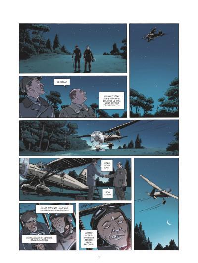 Page 1 Les mystères de la troisième République tome 5