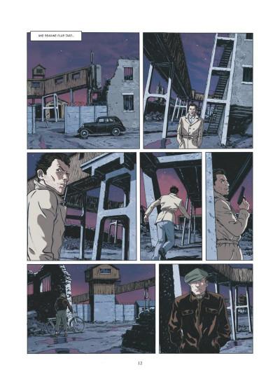 Page 0 Les mystères de la troisième République tome 5
