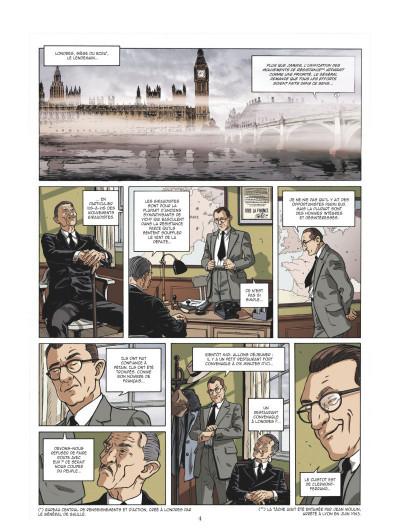 Page 2 Les mystères de la troisième République tome 5
