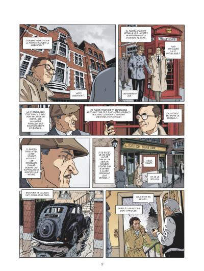 Page 3 Les mystères de la troisième République tome 5