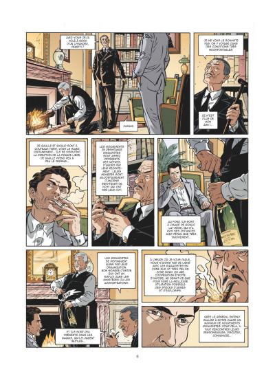 Page 4 Les mystères de la troisième République tome 5