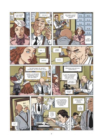 Page 6 Les mystères de la troisième République tome 5