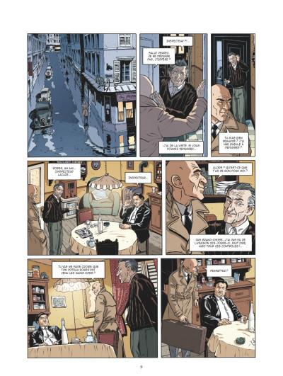 Page 7 Les mystères de la troisième République tome 5