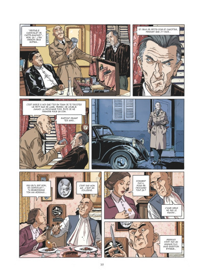Page 8 Les mystères de la troisième République tome 5