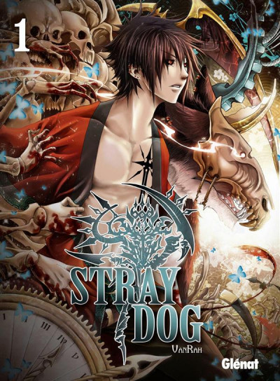 Couverture Stray dog tome 1