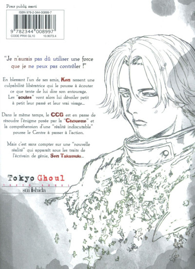 Dos Tokyo ghoul tome 12