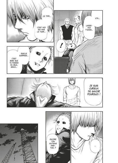 Page 0 Tokyo ghoul tome 12