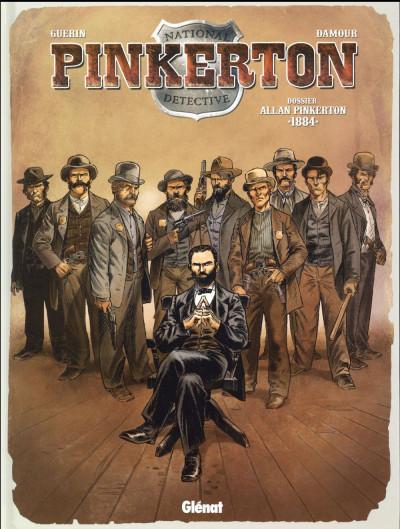 image de Pinkerton tome 4