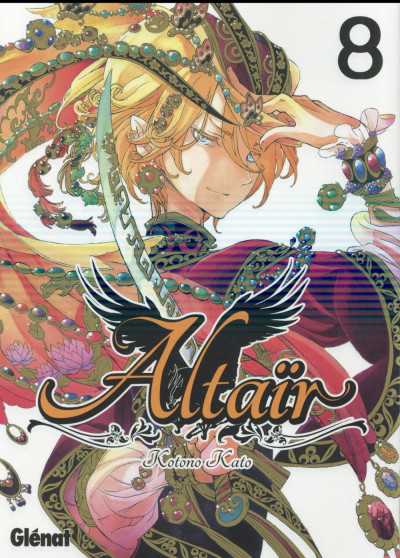 Couverture Altair tome 8