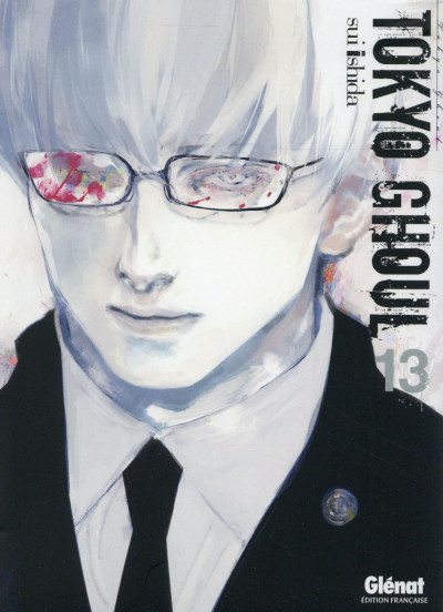 Couverture Tokyo ghoul tome 13