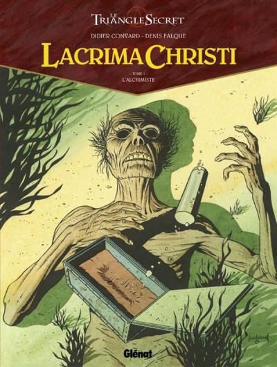 image de Lacrima christi tome 1 - L'alchimiste