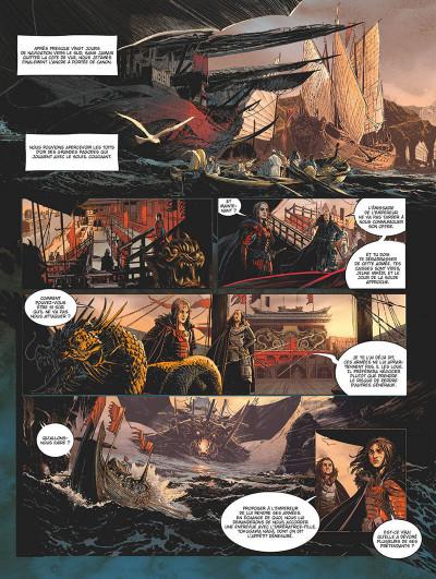 Page 7 La voie du sabre tome 3