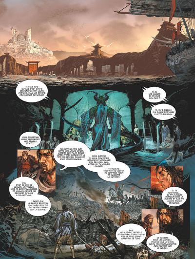 Page 8 La voie du sabre tome 3
