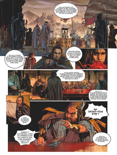 Page 9 La voie du sabre tome 3