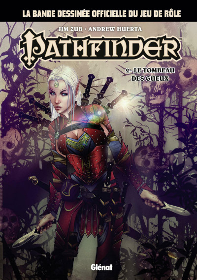 Couverture Pathfinder tome 2