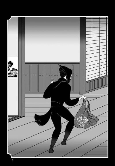 Page 7 Le voleur d'estampes tome 1