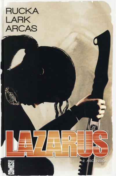 image de Lazarus tome 2 - Ascension