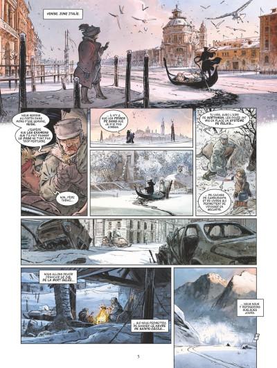 Page 3 Neige origines tome 2