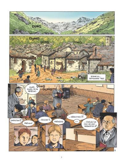Page 1 Belle & Sébastien - l'aventure continue