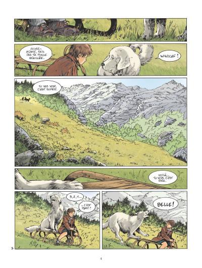 Page 2 Belle & Sébastien - l'aventure continue