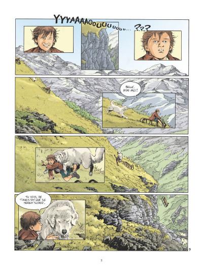 Page 3 Belle & Sébastien - l'aventure continue