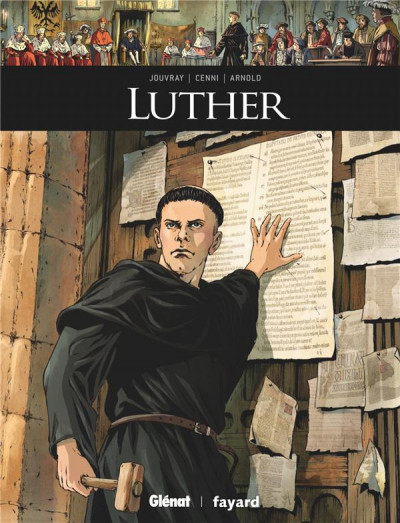 Couverture Luther