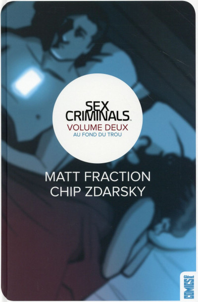 Couverture Sex criminals tome 2
